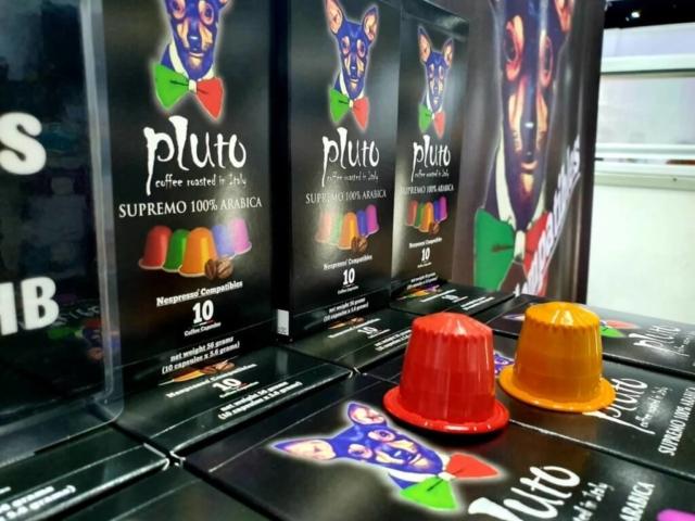 Pluto Coffee Capsule Blends